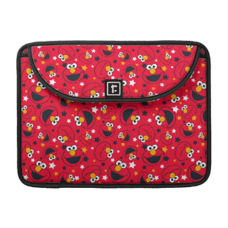 Elmo | So Silly Star Pattern Sleeve For MacBooks