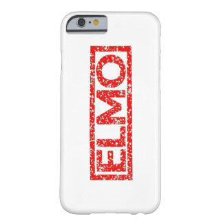 Elmo Stamp Barely There iPhone 6 Case
