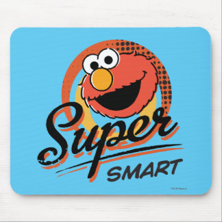 Elmo Super Smart Comic Mouse Pad