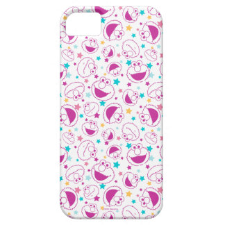 Elmo | Sweet & Cute Star Pattern iPhone 5 Cover
