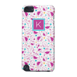 Elmo | Sweet & Cute Star Pattern | Monogram iPod Touch (5th Generation) Cases