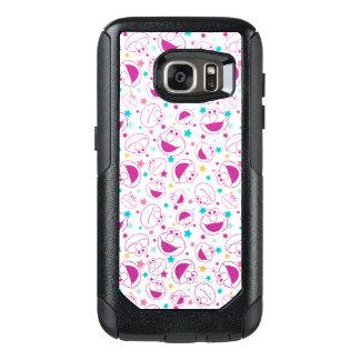 Elmo | Sweet & Cute Star Pattern OtterBox Samsung Galaxy S7 Case
