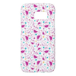Elmo | Sweet & Cute Star Pattern Samsung Galaxy S7 Case