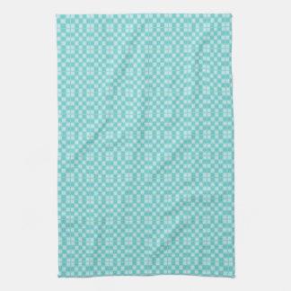 Eloquent-Dish-Towel-Ice-Blue-Deco Kitchen Towel