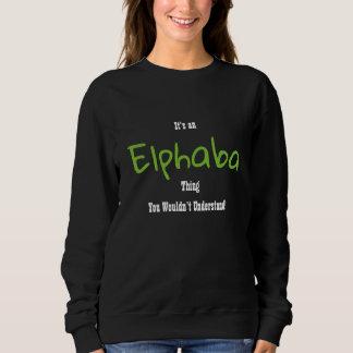 Elphaba Sweatshirt