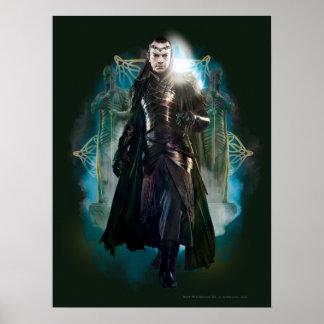 Elrond Full-Body Print
