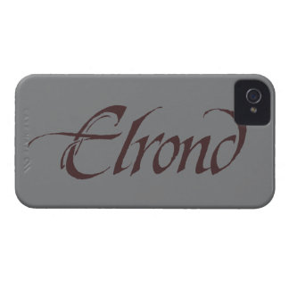 ELROND™ Name Solid iPhone 4 Cover