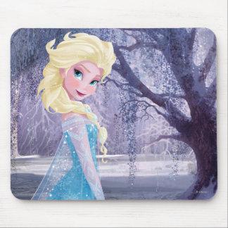 Elsa 1 mouse pad