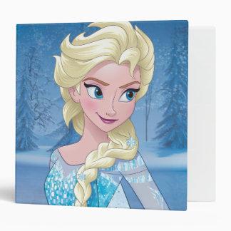 Elsa - Eternal Winter 3 Ring Binders