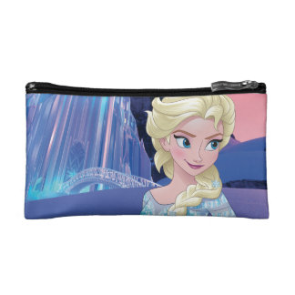 Elsa | Eternal Winter Cosmetic Bag