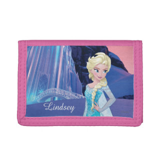 Elsa | Eternal Winter Tri-fold Wallets