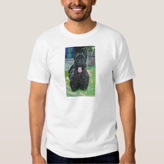 'Elsa in Summertime' Scottie Art Shirts