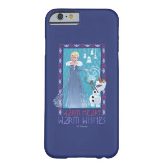 Elsa & Olaf | Warm Heart Warm Wishes Barely There iPhone 6 Case