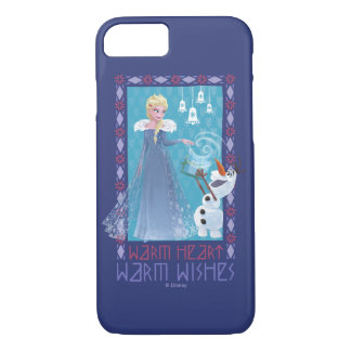 Elsa & Olaf | Warm Heart Warm Wishes Case-Mate iPhone Case