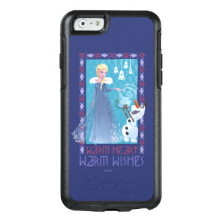 Elsa & Olaf | Warm Heart Warm Wishes OtterBox iPhone 6/6s Case