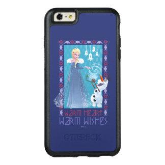 Elsa & Olaf | Warm Heart Warm Wishes OtterBox iPhone 6/6s Plus Case