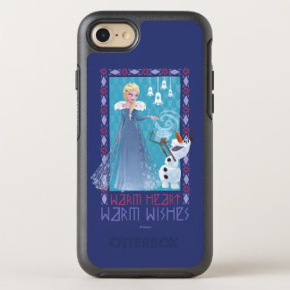 Elsa & Olaf | Warm Heart Warm Wishes OtterBox Symmetry iPhone 8/7 Case