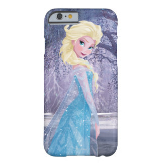 Elsa | Side Profile Standing Barely There iPhone 6 Case
