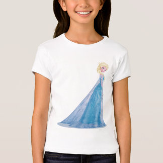 Elsa | Side Profile Standing T-Shirt