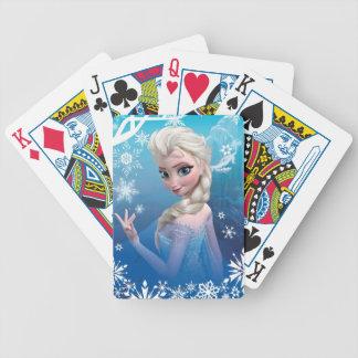 Elsa | Snow Queen Poker Cards