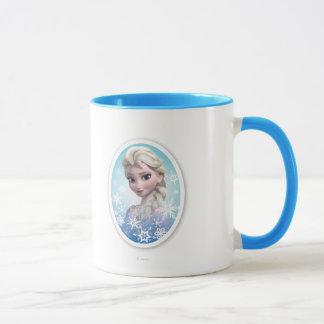 Elsa   Snowflake Frame