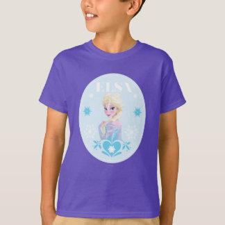 Elsa   Snowflakes T-Shirt