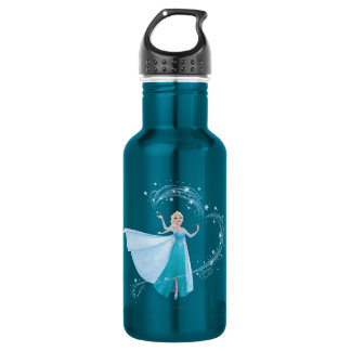 Elsa | Sparkling, Elegant Ice 532 Ml Water Bottle