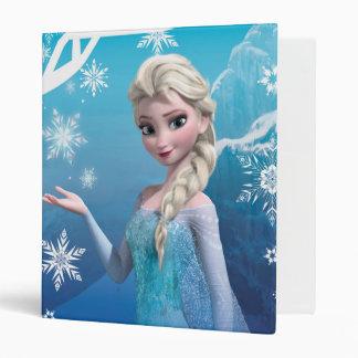 Elsa the Snow Queen 3 Ring Binder