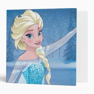 Elsa | Winter Magic Vinyl Binders