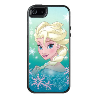 Elsa | Winter Portrait OtterBox iPhone 5/5s/SE Case