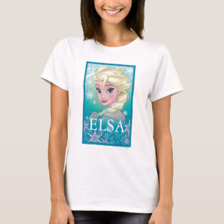 Elsa | Winter Portrait T-Shirt
