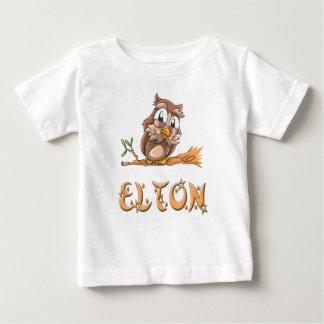 Elton Owl Baby T-Shirt
