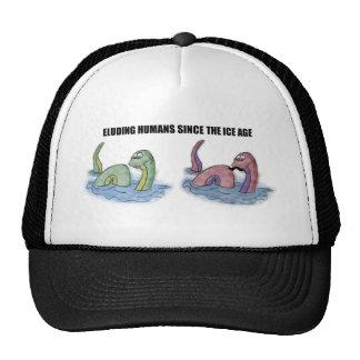 Eluding Humans Trucker Hat