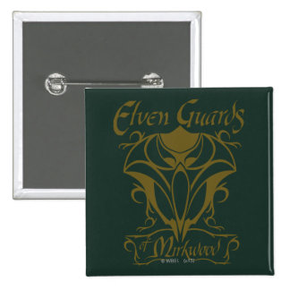 Elven Guards of Mirkwood Name Pin