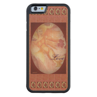 Elven Queen Elf Carved Maple iPhone 6 Bumper Case
