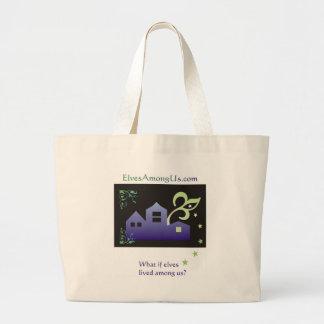 Elves Among Us Bag