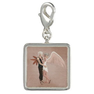 Elves Love Photo Charm