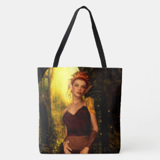 Elvin Enchantment Tote Bag