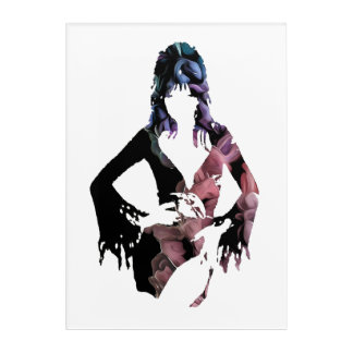 Elvira by JP Choate Acrylic Wall Art