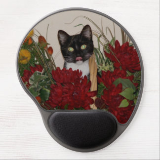 Elvira the Cat, Gel Mousepad. Gel Mouse Pad