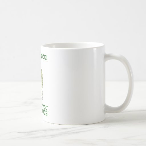 Elvisdillo Thank You, Thank You Very Much Coffee Mug