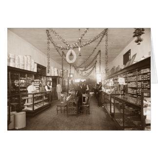 Elwerts Department Store, Sacramento, CA, c.1907 Greeting Card