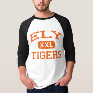 Ely - Tigers - High School - Pompano Beach Florida T-Shirt