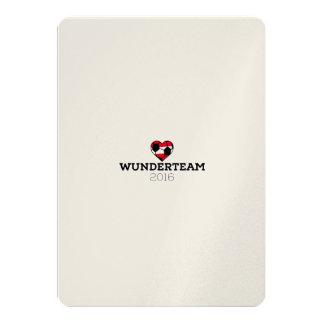EM2016 Wunderteam Austria Card