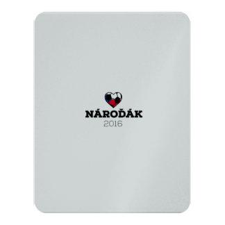 EM 2016 Nároďák Czech Card