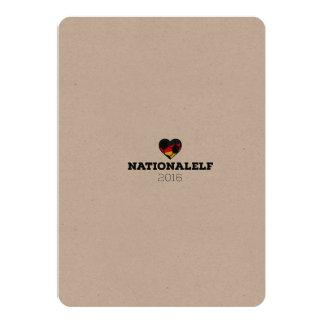 EM 2016 Nationalelf Germany Card