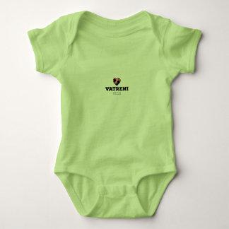 EM 2016 Vatreni Croatia Baby Bodysuit