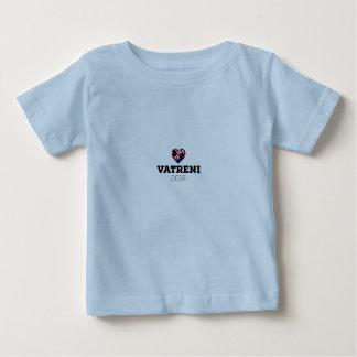 EM 2016 Vatreni Croatia Baby T-Shirt