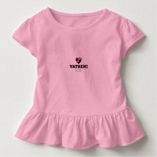 EM 2016 Vatreni Croatia Toddler T-shirt
