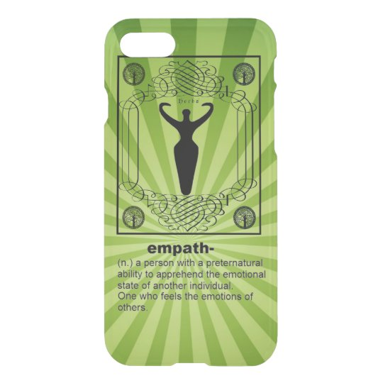 Em-path Goddess iPhone 8/7 Case